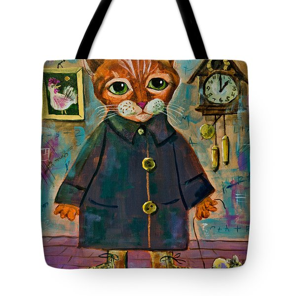 My Home Tote Bag