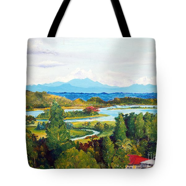 My Homeland Tote Bag