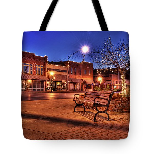 My Hometown Tote Bag by Tamyra Ayles