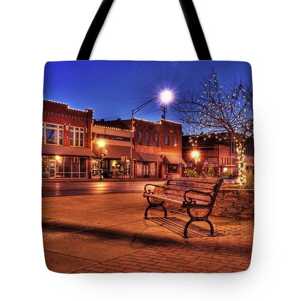 My Hometown Tote Bag by Tamyra Ayles