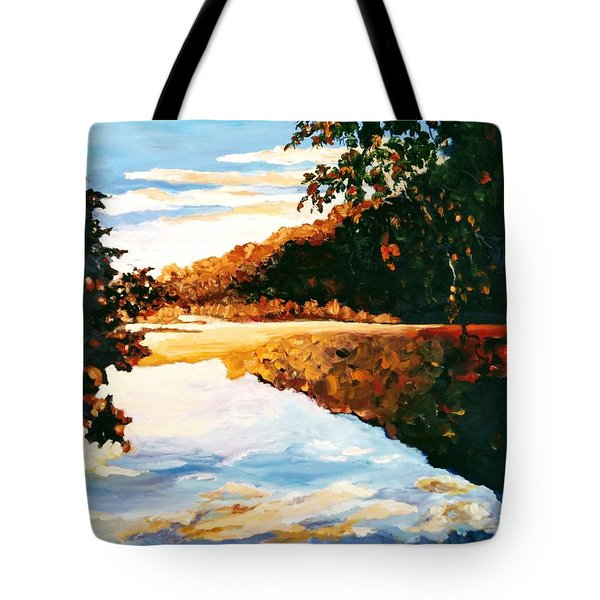 My Horizon Tote Bag