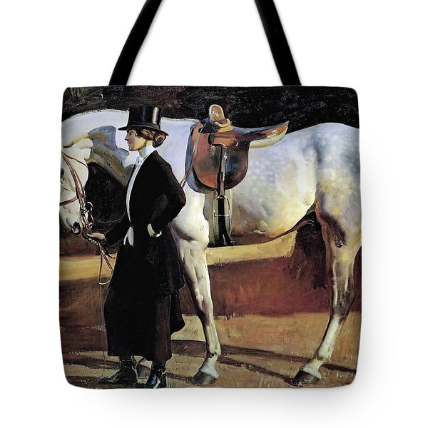 My Horse Is My Friend  Tote Bag
