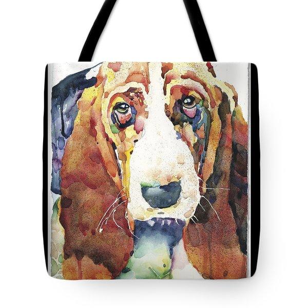 My Hound Tote Bag