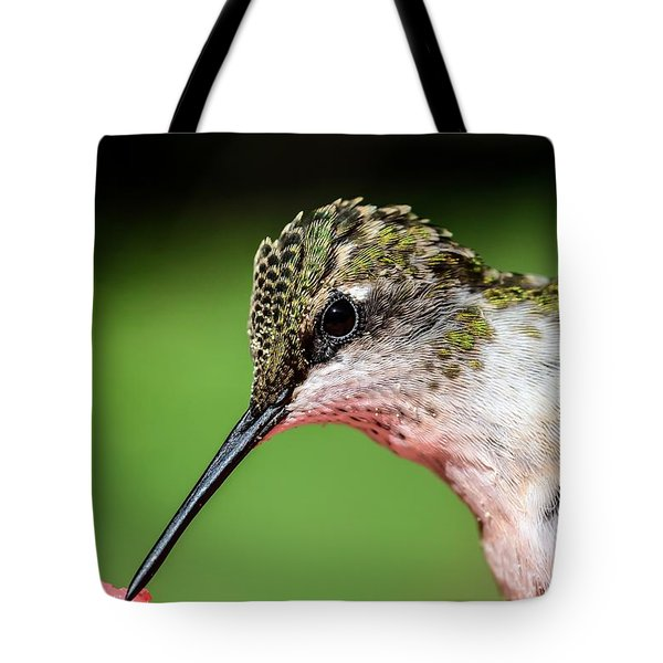 My Hummingbird Tote Bag