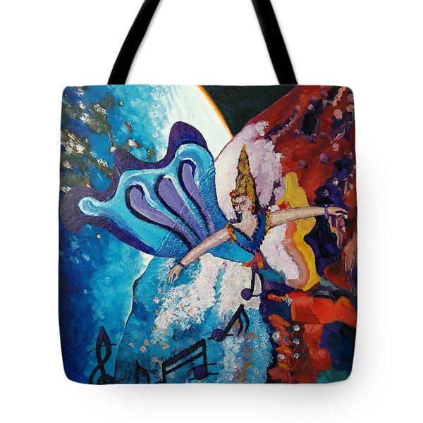 My Inspirational Goddess Tote Bag