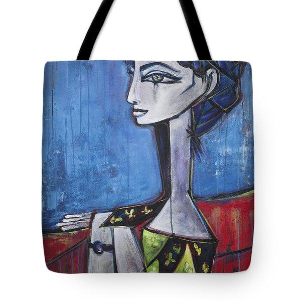 My Jacqueline Tote Bag