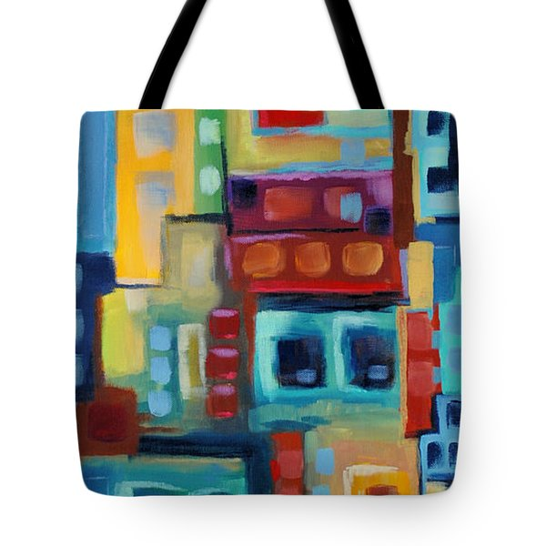 My Jazz N Blues 3 Tote Bag