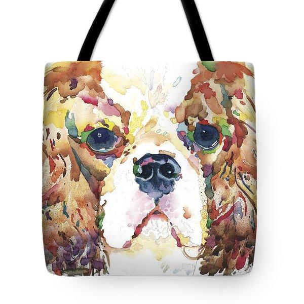 My King Charles Tote Bag