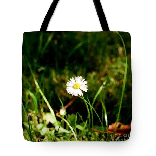 My Little Daisy Tote Bag