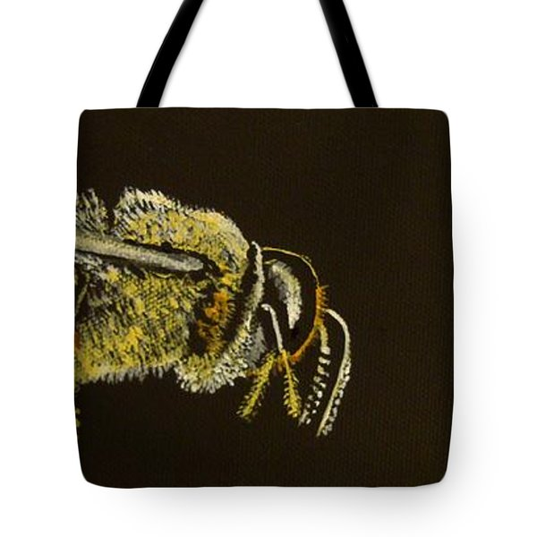 My Little Honey Bee Tote Bag
