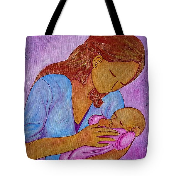 My Little Sweetness Tote Bag by Gioia Albano