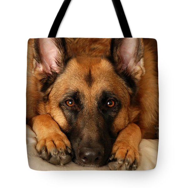 My Loyal Friend Tote Bag