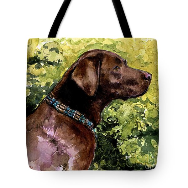 My Lucky Charm Tote Bag by Molly Poole