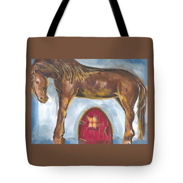 My Mane House Tote Bag