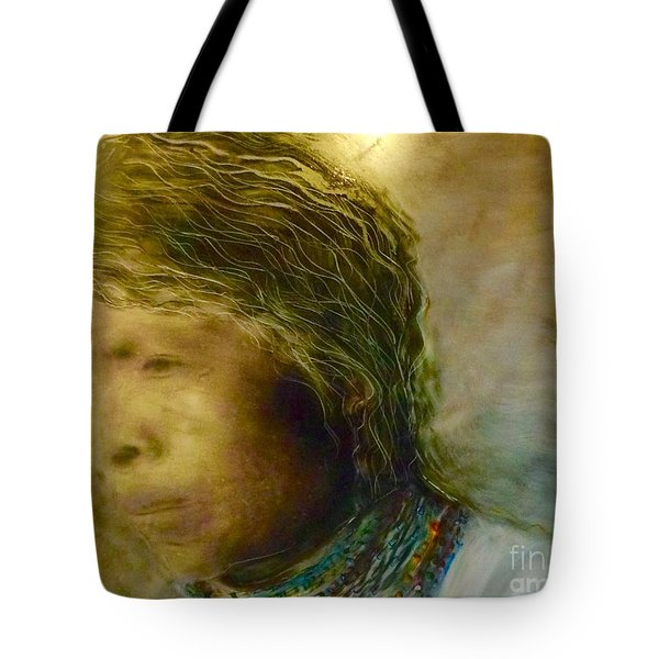 My Memory Walks Before Me Tote Bag