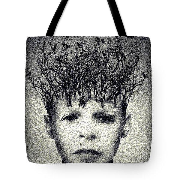My Mind Tote Bag