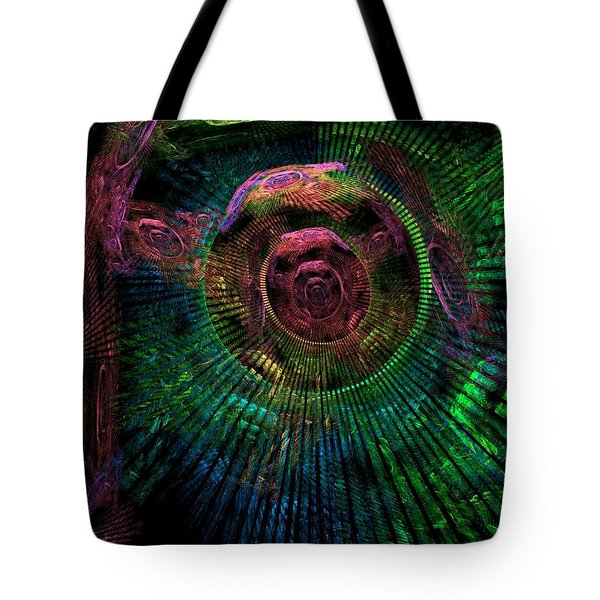 My Mind's Eye Tote Bag by Lyle Hatch