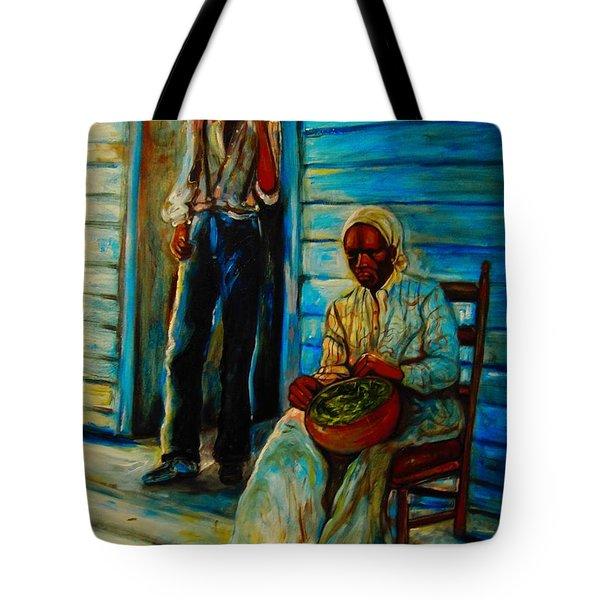 My Mom Tote Bag by Emery Franklin