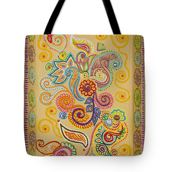 My Monsoon Dance Tote Bag