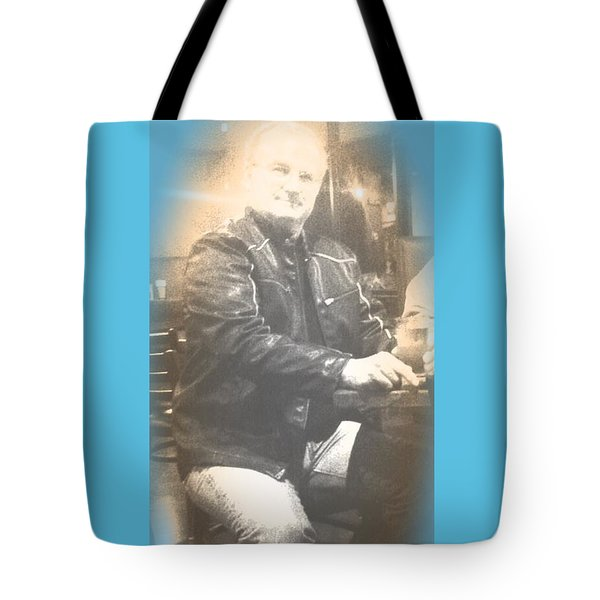 My Muscle Man Tote Bag