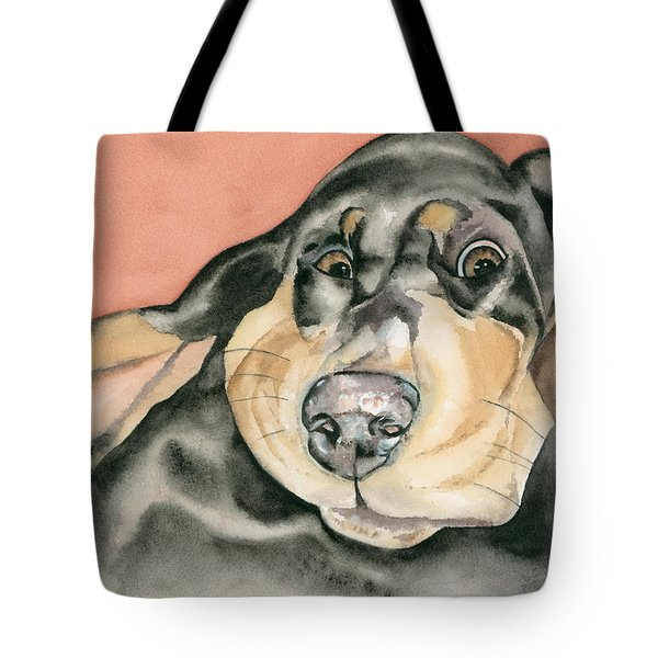 My Muse Tote Bag by Kimberly Lavelle