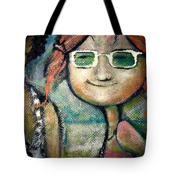 My New Shades Tote Bag