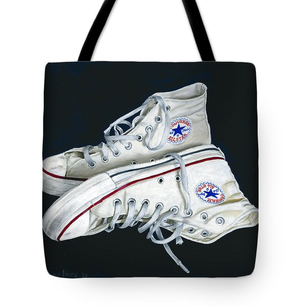 My Old All Stars Tote Bag