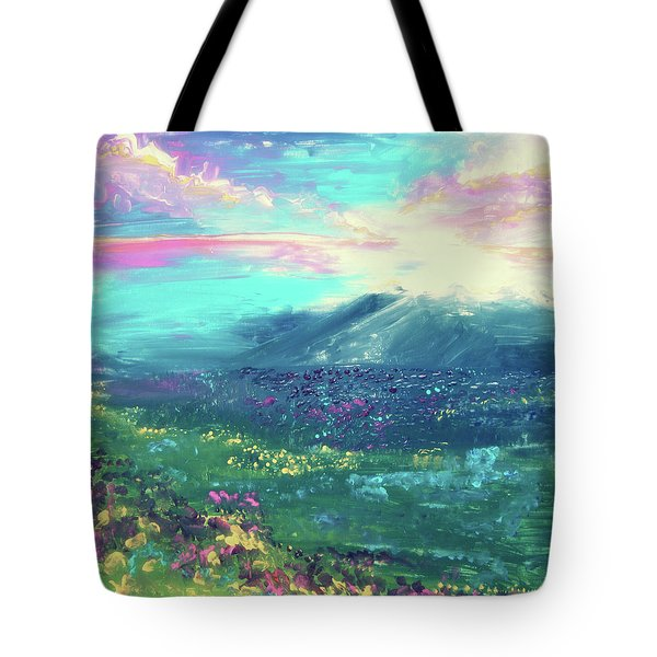 My Own Planet Tote Bag