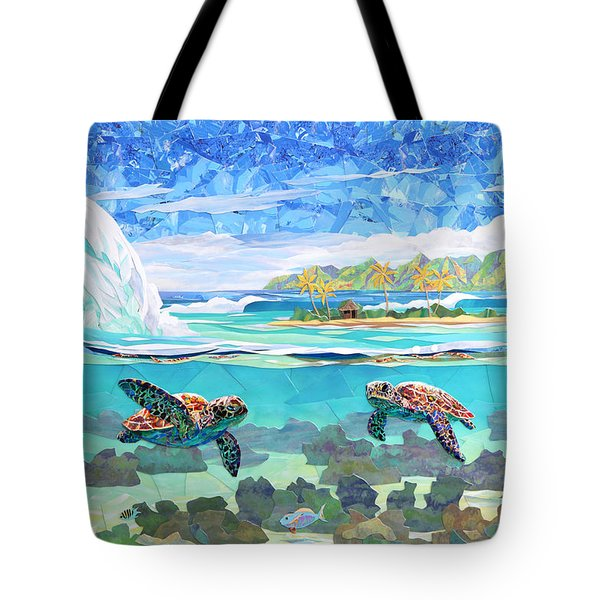 My Place Tote Bag by Patrick Parker