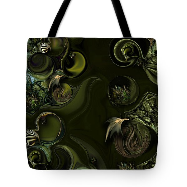 My Pure Meditation Tote Bag