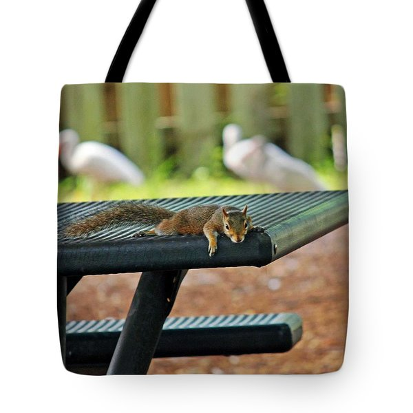 My Relax Time  Tote Bag