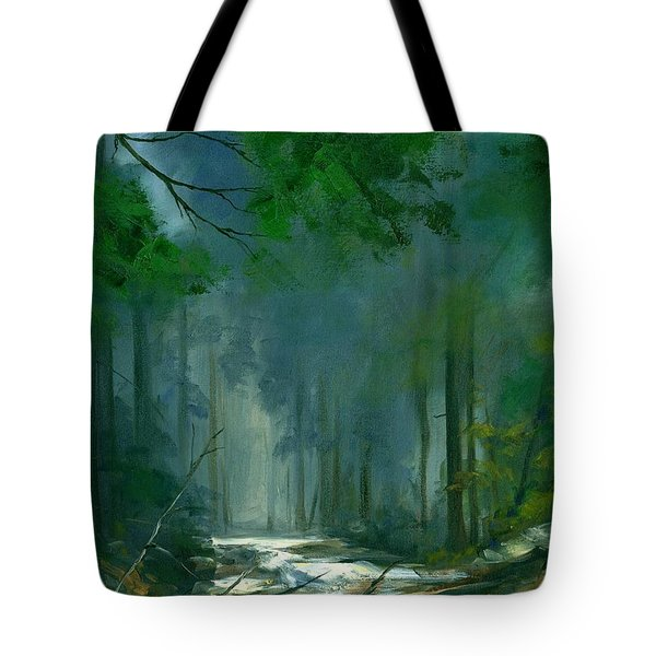 My Secret Place II Tote Bag
