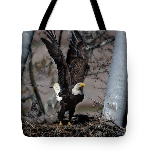 My Shift Is Over Tote Bag
