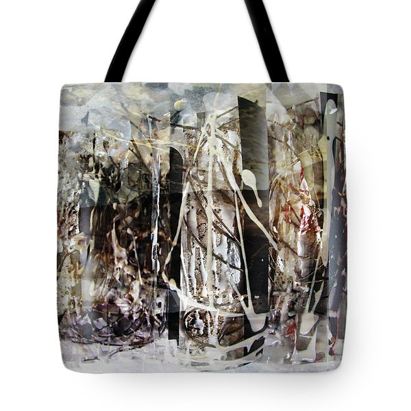 My Signature Or Yours  Tote Bag by Danica Radman