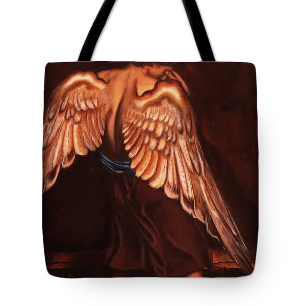 My Soul Seeks For What My Heart Lost Tote Bag