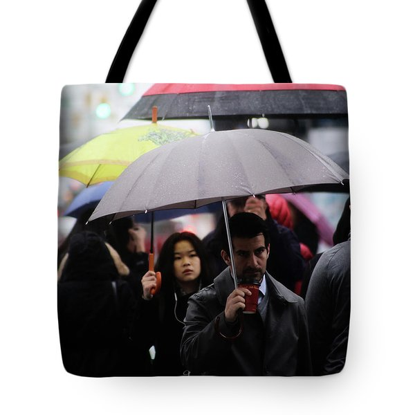 Tote Bag featuring the photograph My Space Is Yours  by Empty Wall