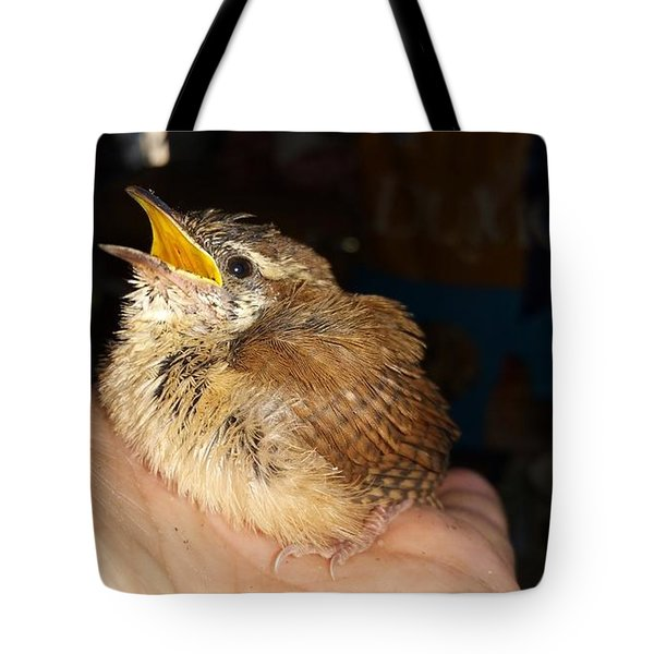 My Special Friend  Tote Bag by Donna Brown
