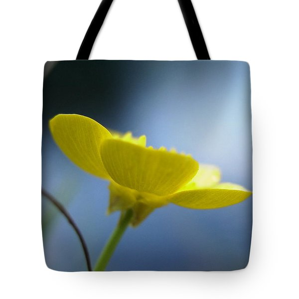Tote Bag featuring the painting My Sweet Buttercup by Martha Ayotte