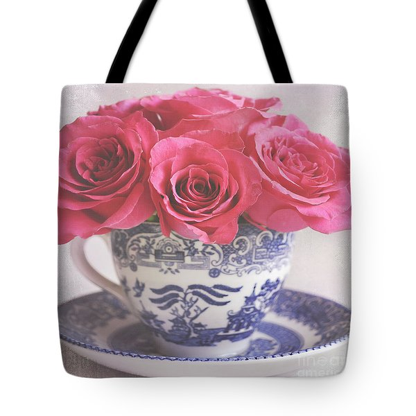 Tote Bag featuring the photograph My Sweet Charity by Lyn Randle