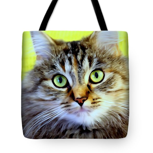 My Sweet Lil Beast Tote Bag