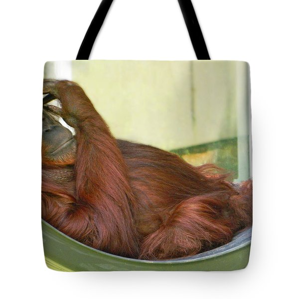 My Thinking Place Tote Bag