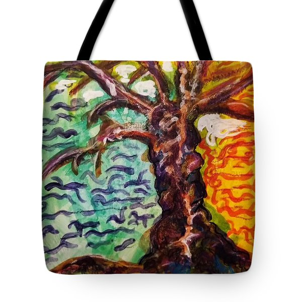 My Treefriend Tote Bag by Mimulux patricia no No