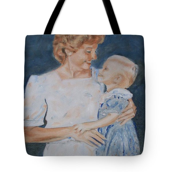 My Two Ladies Tote Bag