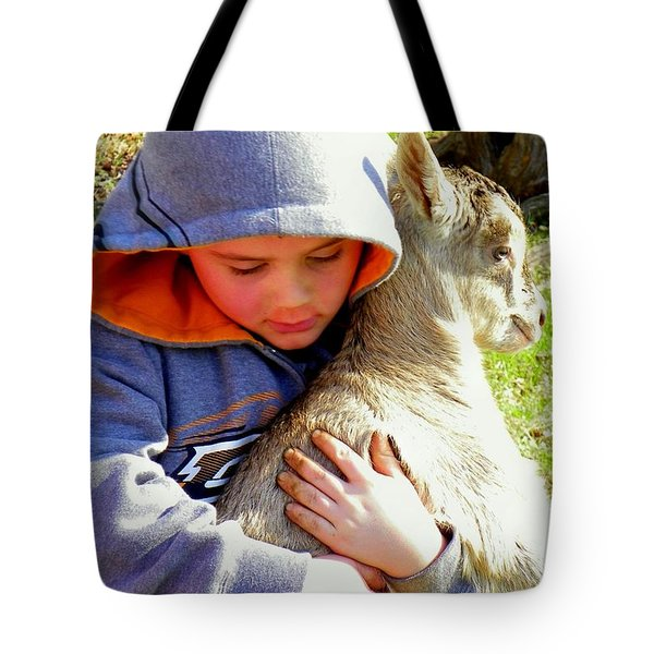 My Very Own Tote Bag by Karen Wiles