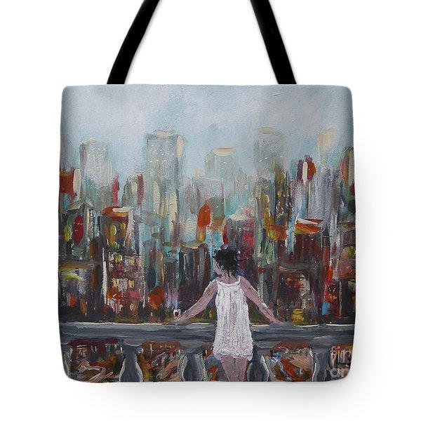 My View Tote Bag