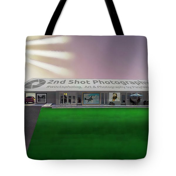My Vision My Home Tote Bag
