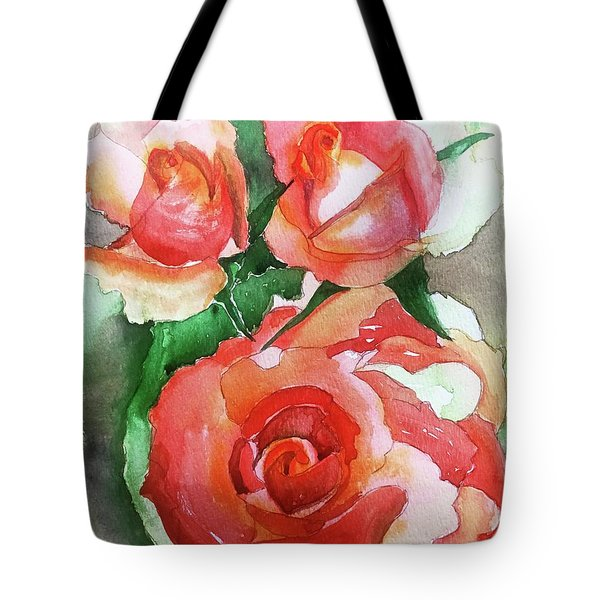 My Wild Irish Rose Tote Bag