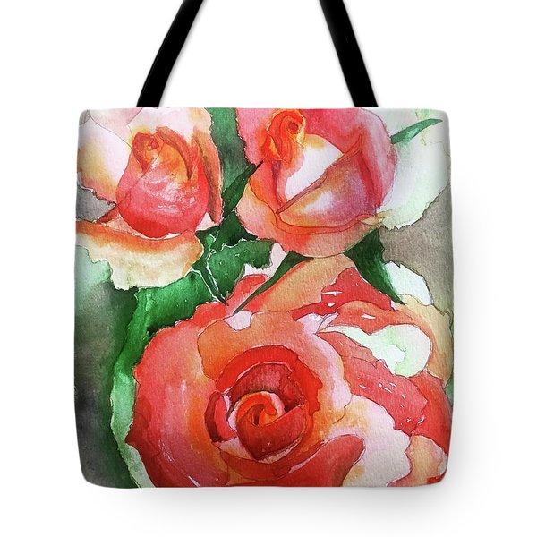 My Wild Irish Rose Tote Bag