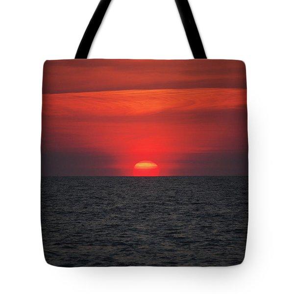 Myrtle Beach Sunrise 1 Tote Bag