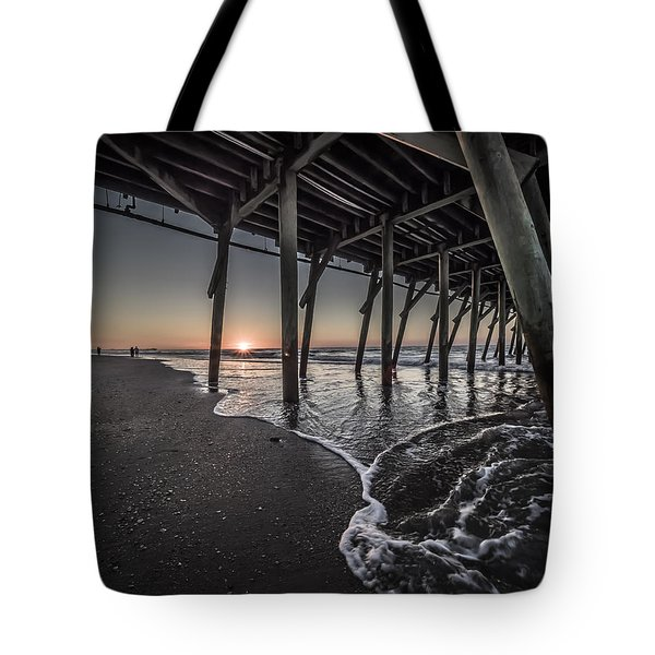 Myrtle Beach Sunrise I Tote Bag